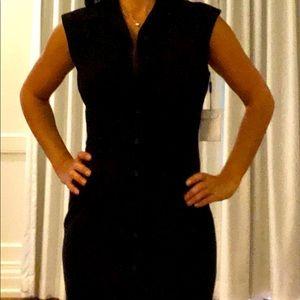 BNWT Calvin Klein Beautiful Black Dress size 2